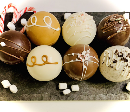 Hot Chocolate Bombs Assortment Set