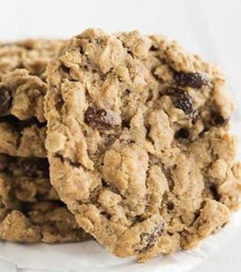 Chewy Oatmeal Raisin Cookie - Bouchée Douce Bakery