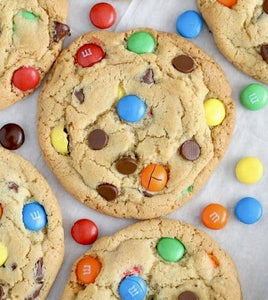 Chocolate Chip M&M Cookies