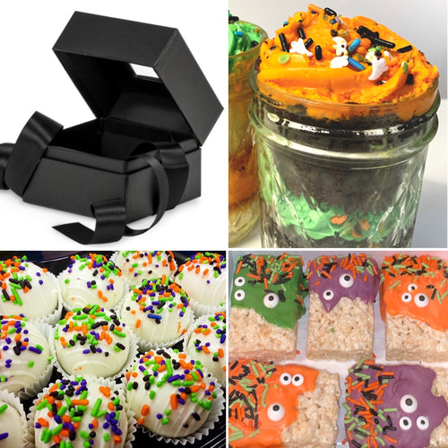 Halloween Treat Box