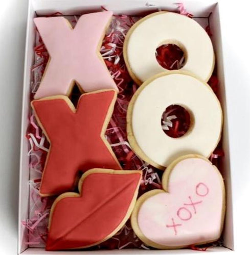 Valentine Sugar Cookie Set