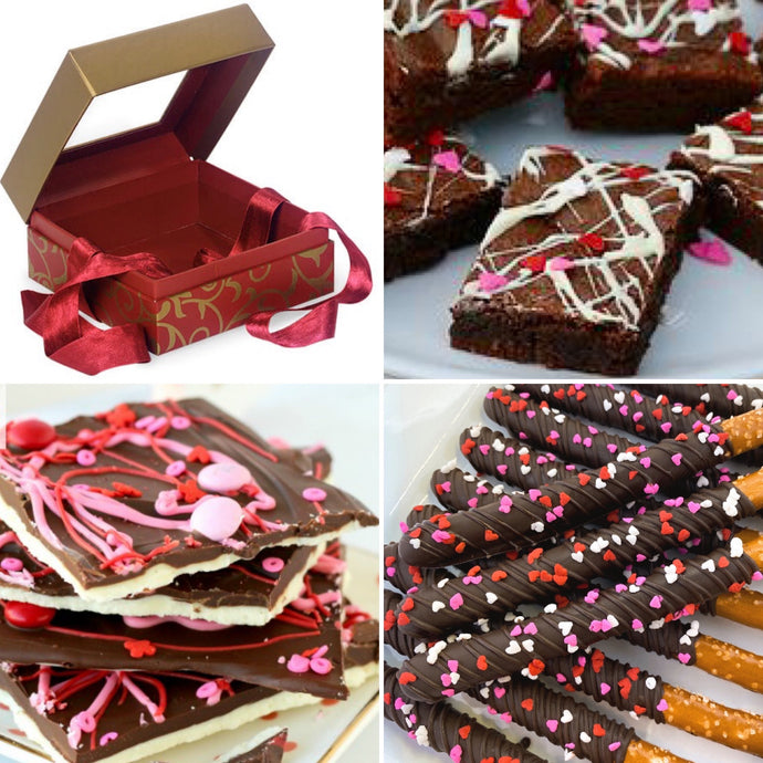 Valentine Chocolate Lover Box