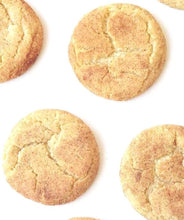 Load image into Gallery viewer, Snickerdoodle Cookies - Bouchée Douce Bakery