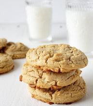 Load image into Gallery viewer, Peanut Butter Cookies - Bouchée Douce Bakery