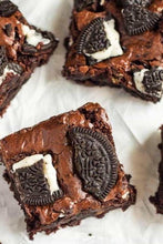 Load image into Gallery viewer, Oreo Stuffed Brownies
