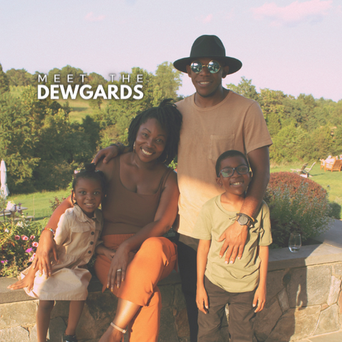 The Dewgard Family - My Melanin Fits Owners