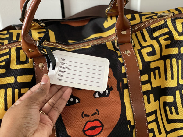 Avah Luggage Tag