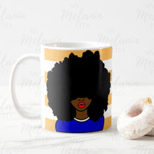 Load image into Gallery viewer, Kinky Curly Queen Mug