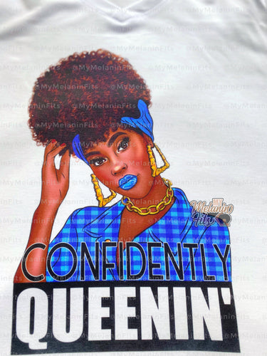 Confidently Queenin'