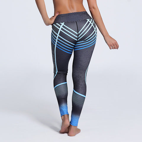 Aqua Tech Fitness Leggings