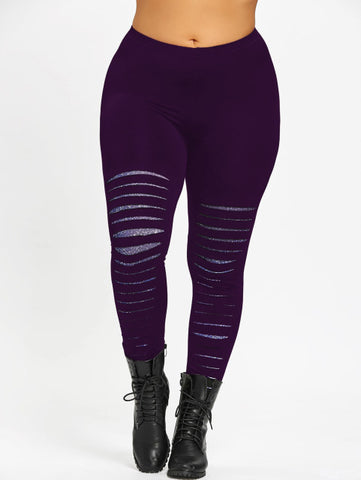 Gettin Ripped Fitness Leggings
