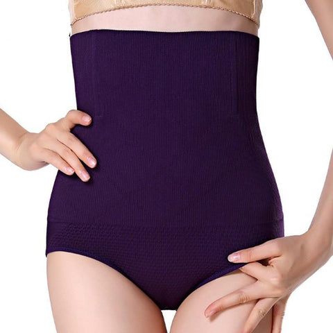 Seamless High Waist with Bottoms Slimming Body Shaper (4 Colors Available)