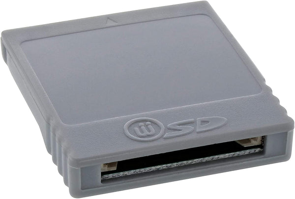 WiSD GameCube Memory Card Adapter