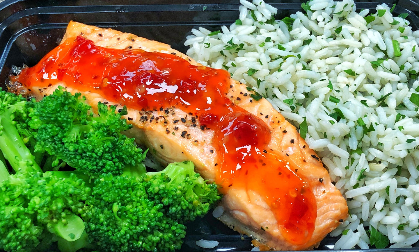 Thai Chili Salmon