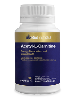 Open image in slideshow, BioCeuticals Acetyl-L-Carnitine