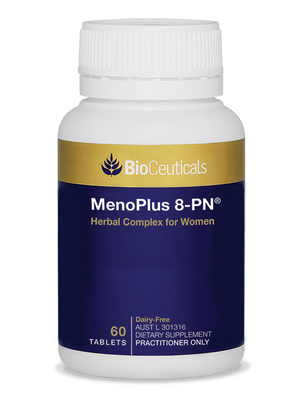 Open image in slideshow, BioCeuticals MenoPlus 8-PN