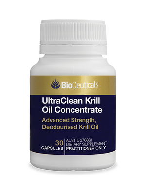 BioCeuticals UltraClean Krill Oil Concentrate