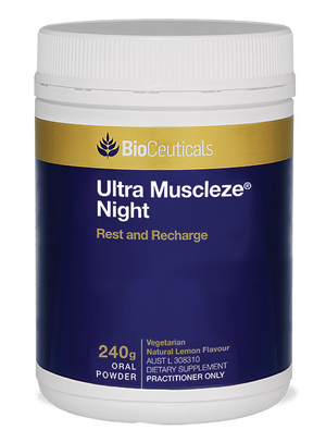 Open image in slideshow, BioCeuticals Ultra Muscleze Night