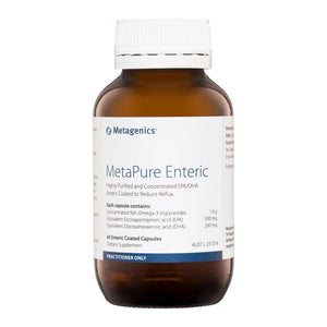 Open image in slideshow, Metagenics MetaPure Enteric