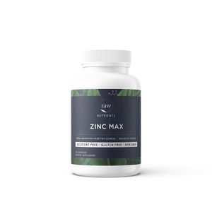 Open image in slideshow, Raw Nutrients Zinc Max