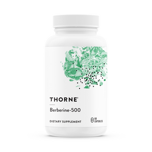 Open image in slideshow, Thorne Research Berberine-500
