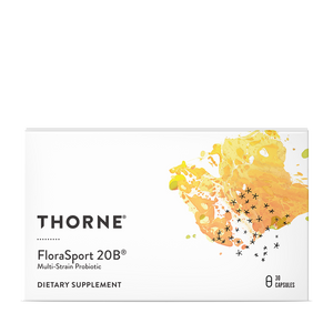 Thorne Research FloraSport 20B