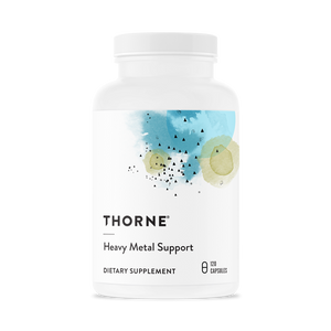 Thorne Research Heavy Metal Support