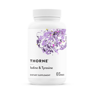 Open image in slideshow, Thorne Research Iodine & Tyrosine