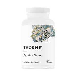 Open image in slideshow, Thorne Research Potassium Citrate