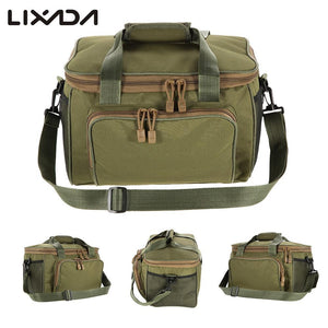 Multifunction Fishing Canvas Bag