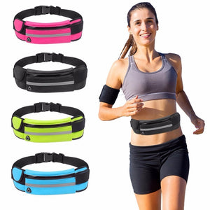 Waterproof Running Waist Bag [variant_title] - think-endless-summer-inc