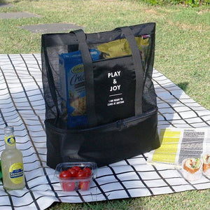 Portable Insulated Picnic Bag - la-pool-guys