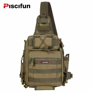 Tactical Waterproof Shoulder Bag