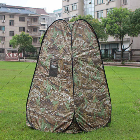 Outdoor Camping Dressing Tent - la-pool-guys