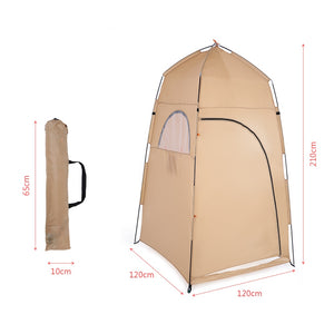 Outdoor Camping Dressing Tent
