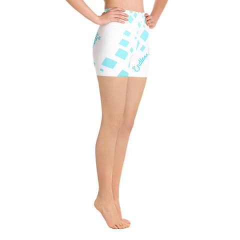Cool as Ice Yoga Shorts [variant_title] - think-endless-summer-inc