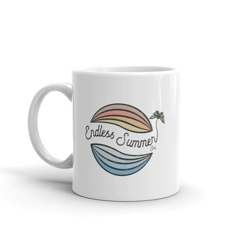 So Sweet Endless Summer Pineapple Fresh Daydreamer Coffee Mug - la-pool-guys