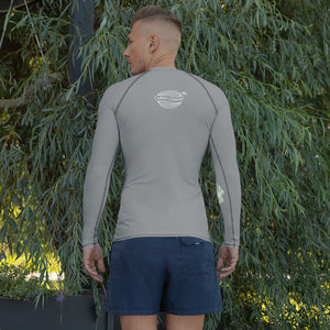 Pray For Summer Men's Premium Design Rash Guard - Quad Stretch Athletic Design