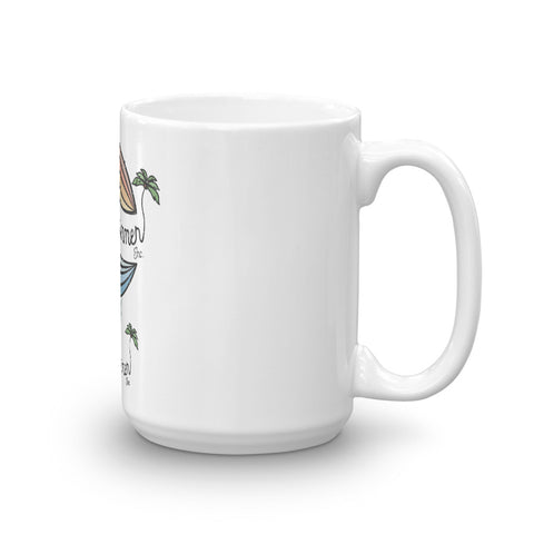 Image of So Sweet Endless Summer Pineapple Fresh Daydreamer Coffee Mug - la-pool-guys