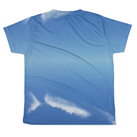 Image of Pray For Summer All-over print youth sublimation T-shirt [variant_title] - think-endless-summer-inc