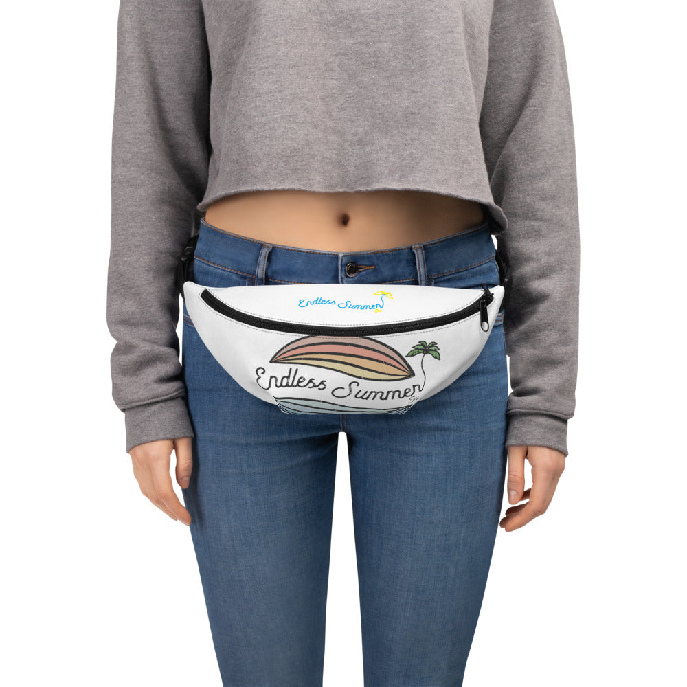 b01fd03146c55 Endless Summer Throwback Vintage 1980's 1990's Style Retro Fanny Pack