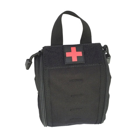 Army Camouflage Outdoor First Aid Kit - la-pool-guys