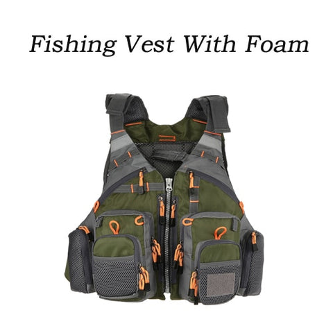 Outdoor Multi Pocket Fishing Vest As Show 3 - think-endless-summer-inc