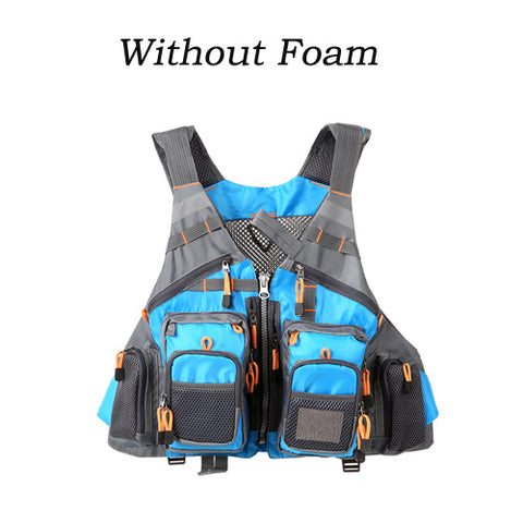 Outdoor Multi Pocket Fishing Vest As Show 5 - think-endless-summer-inc