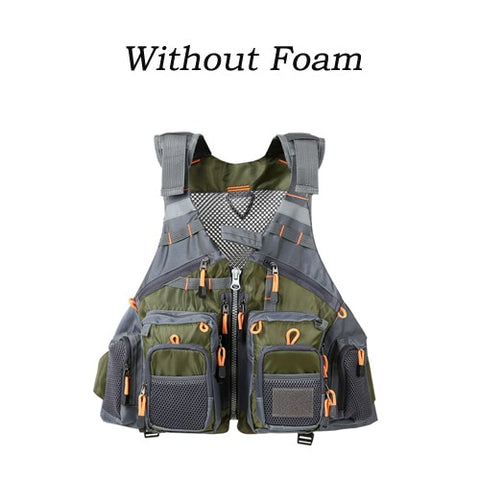 Outdoor Multi Pocket Fishing Vest As Show 6 - think-endless-summer-inc