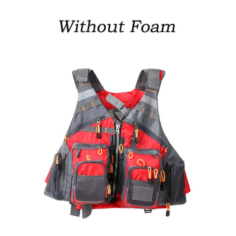 Outdoor Multi Pocket Fishing Vest As Show 8 - think-endless-summer-inc