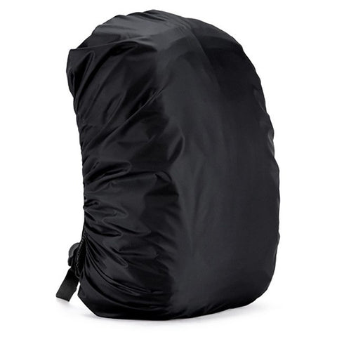 Waterproof Hiking Backpack Dust Cover Black / 35L - think-endless-summer-inc