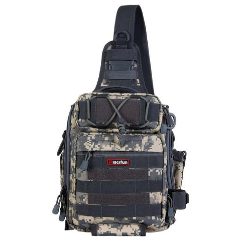 Tactical Waterproof Shoulder Bag Camouflage - think-endless-summer-inc