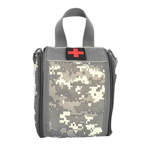 Army Camouflage Outdoor First Aid Kit E - think-endless-summer-inc