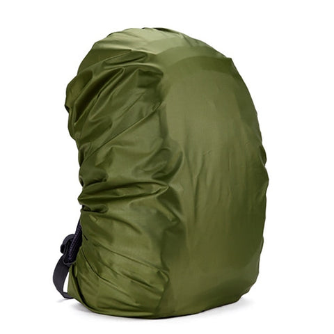 Waterproof Hiking Backpack Dust Cover Green / 35L - think-endless-summer-inc
